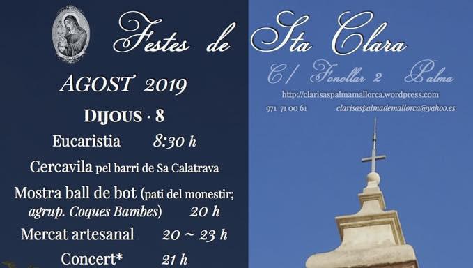 Illeslex patrocina el concierto de Santa Clara que organiza Joventuts Musicals de Palma