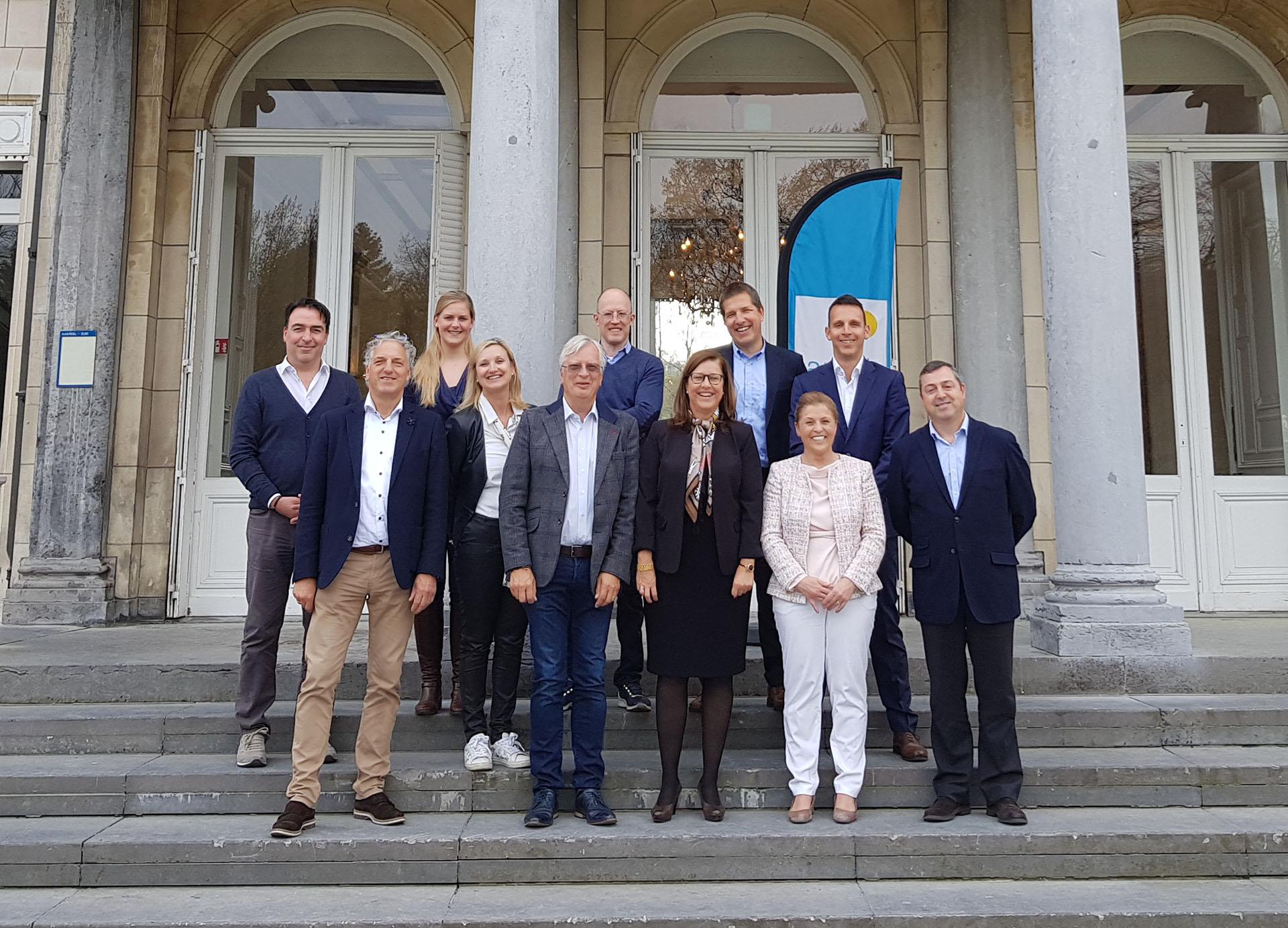 Illeslex participa en una conferencia organizada por Azull Inmobiliaria en Amberes