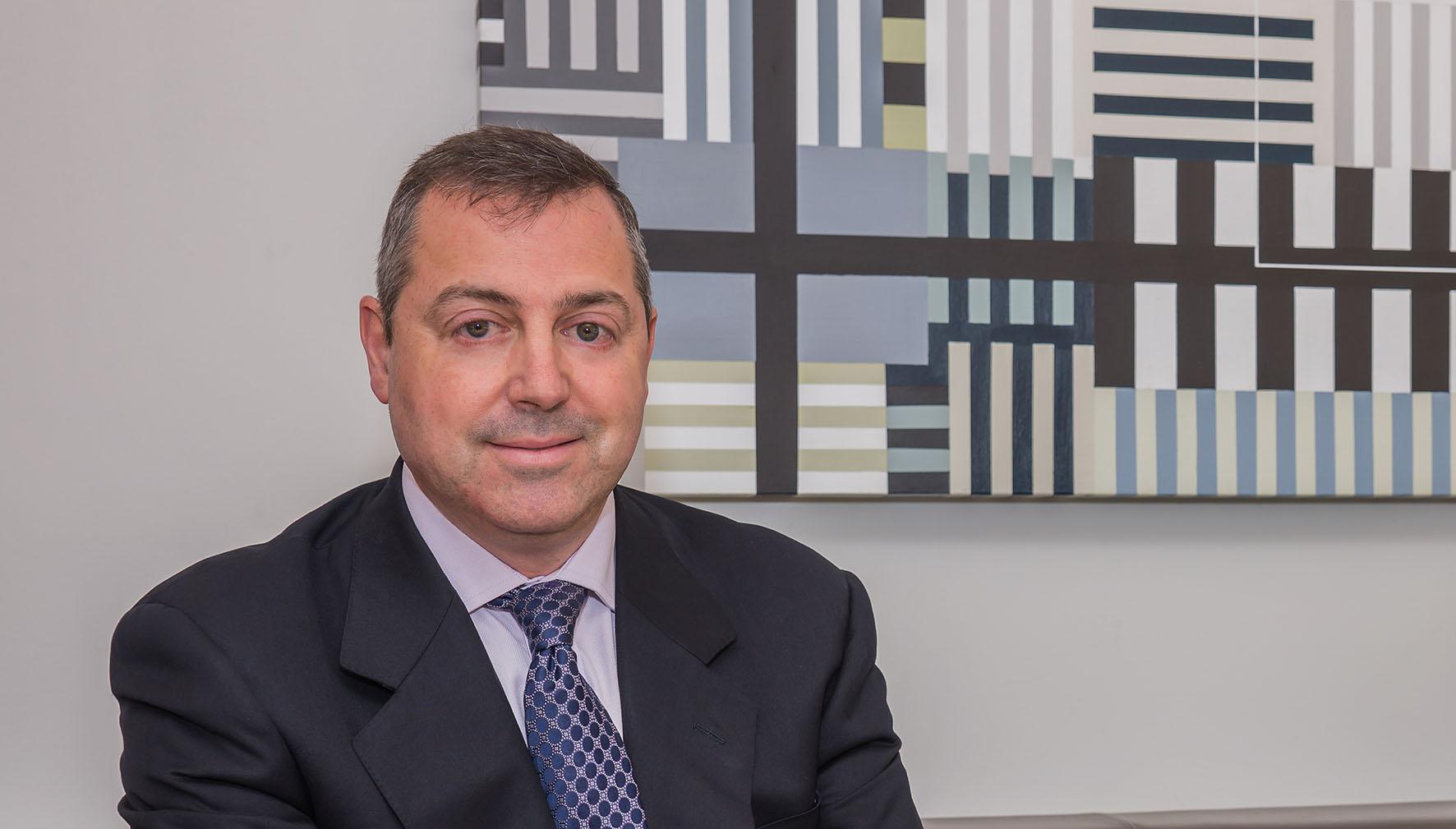 Javier Blas, miembro de la nueva junta directiva del Cercle de Mallorca