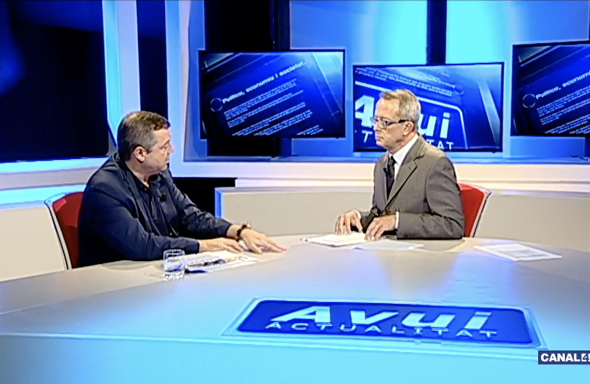 Entrevista a Javier Blas para hablar del alquiler vacacional en las Illes Balears
