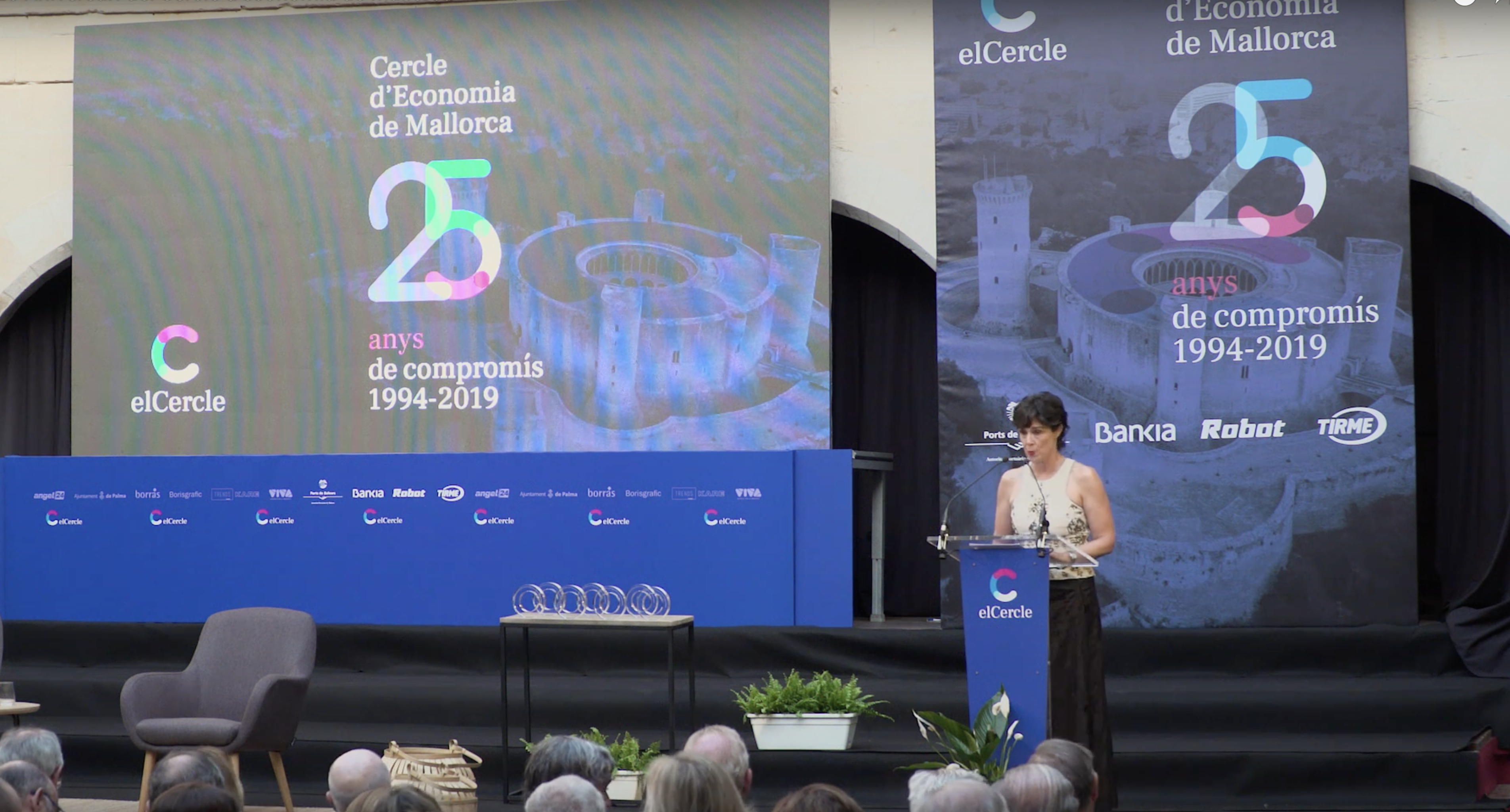 Illeslex Abogados, presente en la celebración del 25 aniversario del Cercle d'Economia de Mallorca
