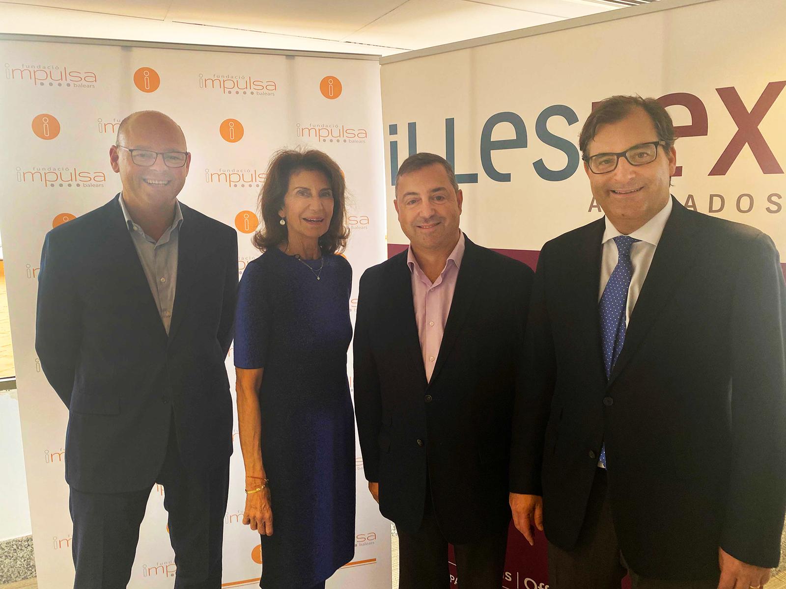 Illeslex Abogados se incorpora a la Fundación Impulsa Balears