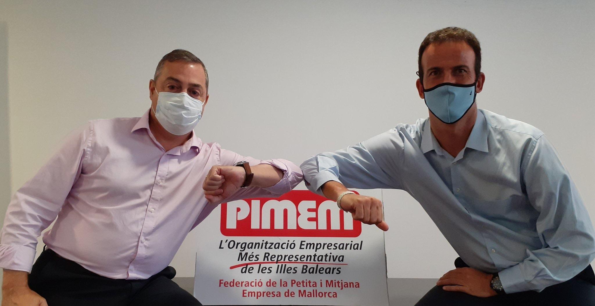 Illeslex firma un convenio de colaboración con PIMEM