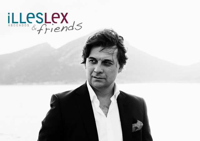 Pablo Mieglo opens our section Illeslex & Friends...