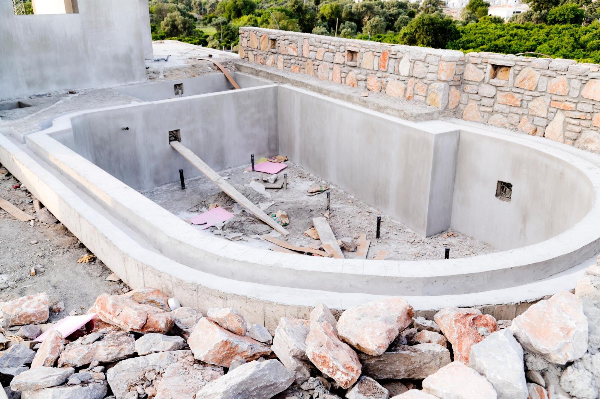 Incremento de piscinas ilegales  en suelo rústico